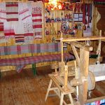 Музей льна в Мышкине